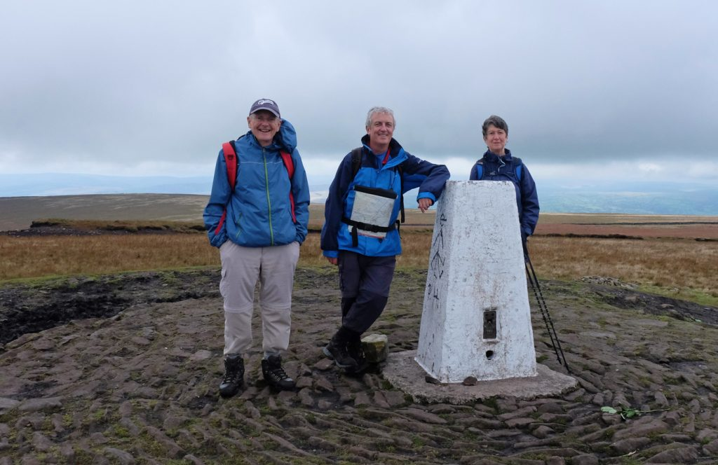 Summit at Pendle Hill